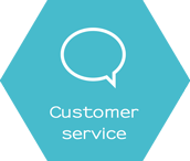 customer service - Our values