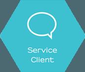 service client - Nos valeurs