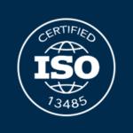 Certifications ISO13485 Dermaris